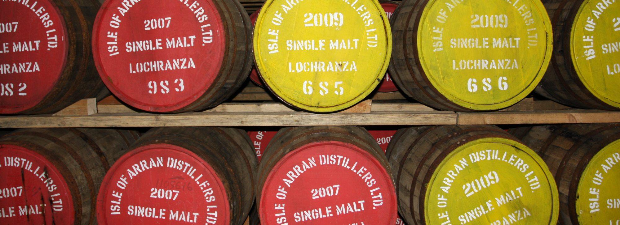 Ydre Fleckeröe Malt Whisky Laug